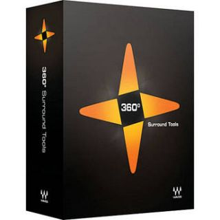 Waves 360 Surround Tools TDM   Surround Processing Bundle