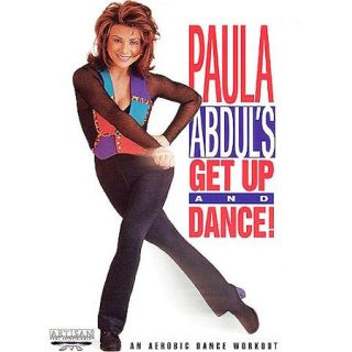 Paula Abdul: Get Up & Dance! (Full Frame)