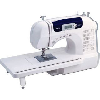 Brother Deluxe Electronic Sewing Machine   CS6000i