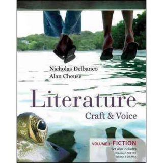 Literature Craft & Voice: Fiction / Poetry / Drama