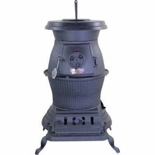 Vogelzang Cast Iron Pot Belly Stove