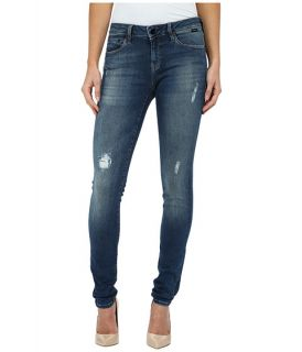 Mavi Jeans Adriana in Dark Ripped Gold Popstar