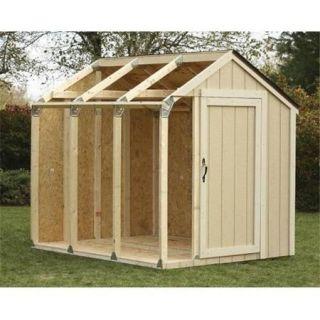 Blitz U. s. a.  I Peak Roof Shed Kit  90192