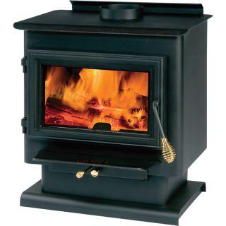 England Stove Works Wood-Burning Stove — 60,000 BTU, EPA-Certified, Model# 50-SNC13