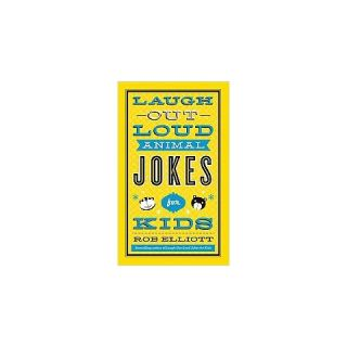Laugh out loud Animal Jokes for Kids (Reprint) (Paperback)