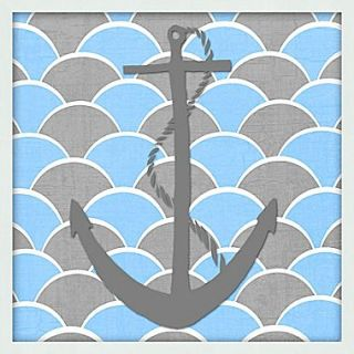 PTM Images Nautical Gicl e Framed Graphic Art