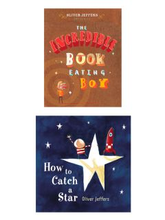 Book Eating Boy Picture Book Set by Penguin Books