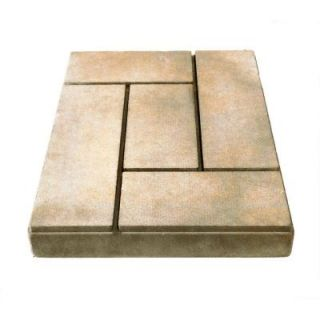 Valestone Hardscapes Patio on a Pallet 10 ft. x 12 ft. Lattice Stone Sand Concrete Paver (96 Pieces) 10506142