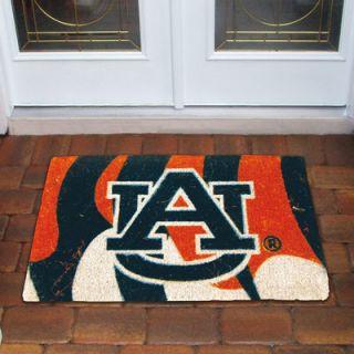 Auburn Tigers 18 x 30 Coir Welcome Mat