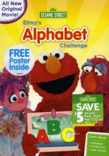 Sesame Street: Elmos Alphabet Challenge (DVD)   Shopping