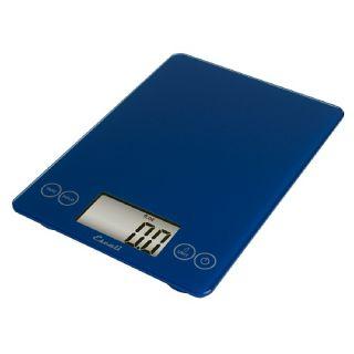 Escali Arti Digital Scale 15lb/7Kg, Electric Blue