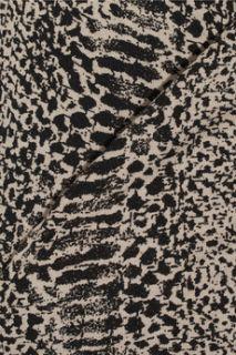 Kirsten snake print stretch modal dress  Tart