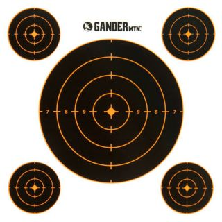 8 Xplord Reactive Targets with Secondary Targets 12 Pack