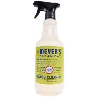 Mrs. Meyers Lemon Verbena Glass Cleaner