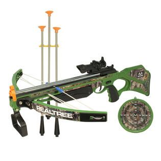 Nkok RealTree 26 Inch Compound Crossbow Set   Toys & Games   Family