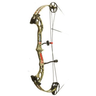PSE Surge Compound Bow 29 70 lbs. LH Mossy Oak Infinity