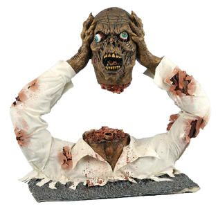 Headless Zombie Ground Breaker Halloween Décor   Seasonal   Halloween