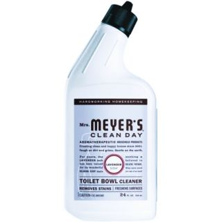 Mrs. Meyer's 24 Oz Lavender Scent Toilet Bowl Cleaner (11167)   Toilet Bowl Cleaners
