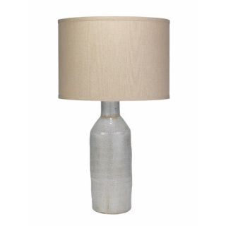 Jamie Young Company Dimple Carafe 29.5 H Table Lamp with Drum Shade