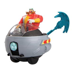 Tomy Eggman 3 Inch Feature Figure   Toys & Games   Action Figures