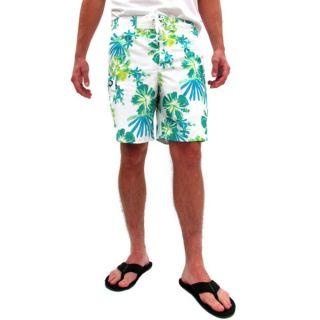 Gotcha Mens Floral Print Board Shorts   17461043