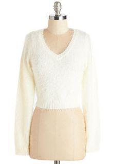 Mink Pink Soft Simplicity Sweater  Mod Retro Vintage Sweaters