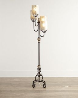 Jamie Young Steampunk Floor Lamp
