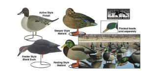 Greenhead Gear® Over Size™ Full Body Duck Decoys