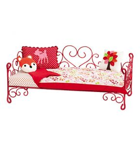 OUR GENERATION   Scrollwork dolls bed