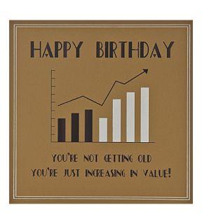 FIVE DOLLAR SHAKE   Happy Birthday card
