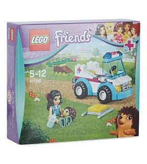 LEGO   Friends vet ambulance
