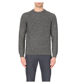 TED BAKER   Morrelo textured knitted jumper