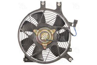 1998 2004 Mitsubishi Montero Sport Electric Cooling Fans   Four Seasons 75568   Four Seasons Radiator Fan