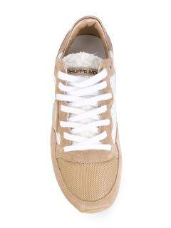Philippe Model Panelled Sneakers   Elite