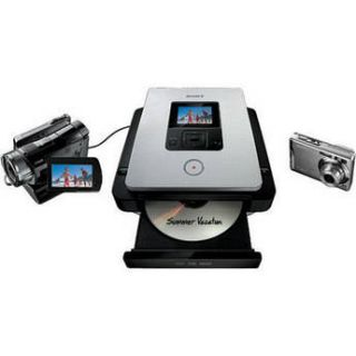 Sony DEMO DVDirect MC5 Multi Function DVD Recorder VRDMC5