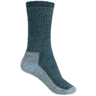 Good cushioning and warm   Review of SmartWool Hiking Crew Socks   Merino Wool (For Women) by Lee from PA on 5/4/2016