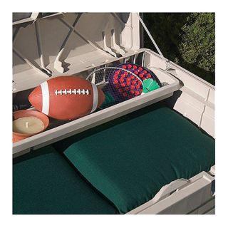 Suncast Deluxe 129 Gallon Deck Storage Box