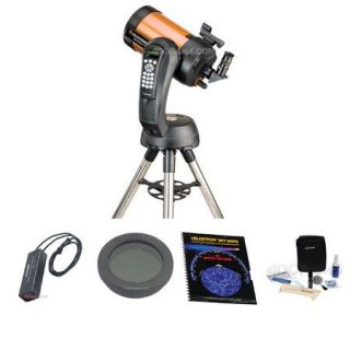 Celestron NexStar 6 SE Telescope with Accessory Kit CNN6SEK