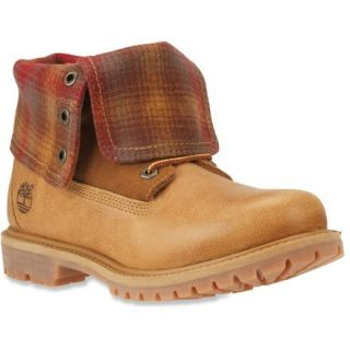 Timberland Authentics Fabric Fold Down Boots   Womens