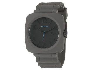 Nixon The Volta Black Analog Rubber Mens Watch A118 638