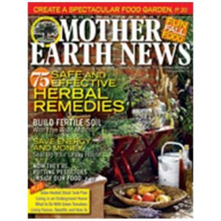 Mother Earth News Magazine 35846