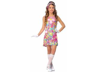 Children's Groovy Girl Costume
