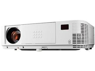NEC NP M282X 1024x768 XGA 3200 ANSI Lumens, Dual HDMI Inputs, LAN Control/Display (Crestron RoomView), DICOM Simulation Tech, Keystone Correction, Portable DLP Projector