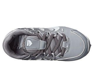 Nike Kids Hyperdiamond Keystone Baseball Toddler Little Kid Big Kid Stealth Light Graphite Volt White, White,