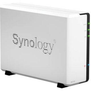 Synology DiskStation DS112 1 Bay NAS Server DS112