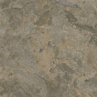 Armstrong Alterna Mesa Stone 16 x 16 Vinyl Tile in Gray/Brown