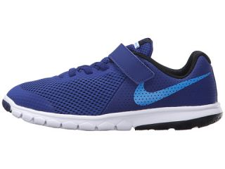 Nike Kids Flex Experience 5 (Little Kid) Deep Royal Blue/Black/White/Photo Blue