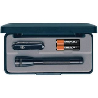 Maglite Mini Maglite 2 Cell AAA Flashlight and Classic M3A49L