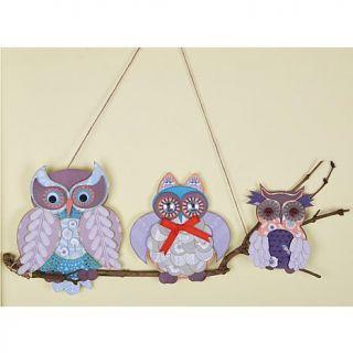 docrafts Papermania Owl Folk Cardmaking Kit   7834613