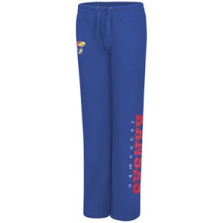 Kansas Jayhawks Womens Pacifica Pants – Royal Blue